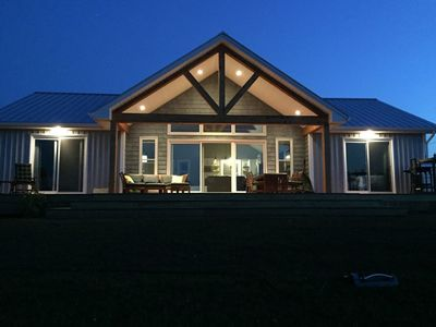 Photo for Newly Built Beachfront Cottage Located In Amazing Thunder Cove