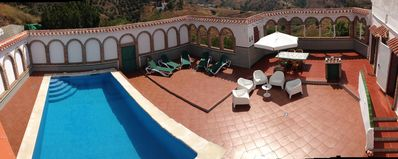 Photo for Luxury villa with pool and playground (Special prices for 2 persons)