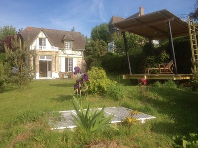 Photo for Charming see side house in Dieppe