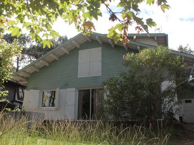 Photo for Family house: quiet, 300m from the beach, lake and downtown on foot