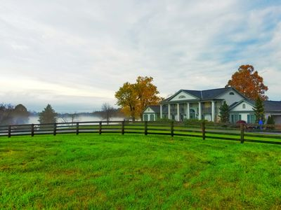 Photo for Queenslake Mansion and Horse Farm