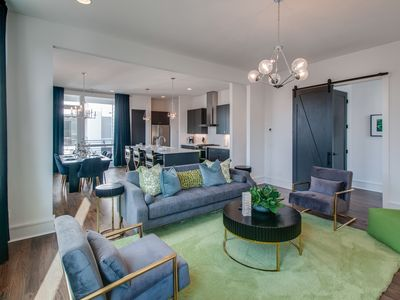 Photo for GULCH LUXE! BRAND NEW! SLEEPS 10-AMAZING VIEWS