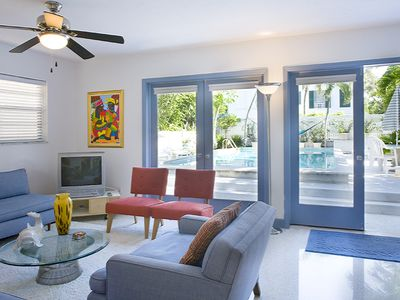 Photo for Beautifully Restored Conch Cottage with private pool- OPEN FOR JANUARY!