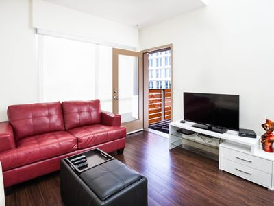 Photo for Brand new 2 Bedroom Apartment near Hollywood Blvd