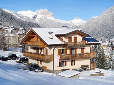 Photo for Apartment Casa Davarda (VIF712) in Vigo di Fassa - 2 persons, 1 bedrooms