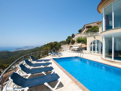 Photo for Vacation home Villa Dali in Lloret de Mar - 12 persons, 6 bedrooms