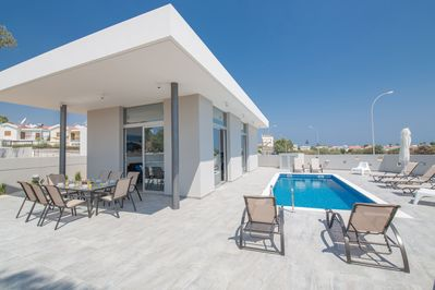 Cyprus In The Sun Villa Adelais Sea View 1 Gold
