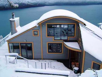Photo for Stunning Waterview Queenstown Mountain Home