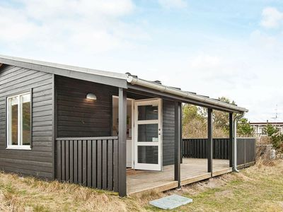 Photo for Lovely Holiday Home with Terrace in Vejers Strand