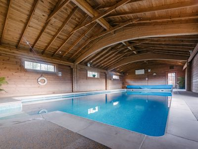 Photo for Hayloft @ The Victorian Barn, First Floor, Relaxing  Rural Retreat with Pool.