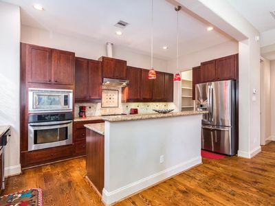 Photo for Three story townhome in Houston minutes from Downtown