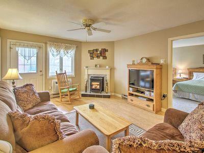 Photo for NEW! Lincoln Resort Condo 3 Mins to Loon Mountain!