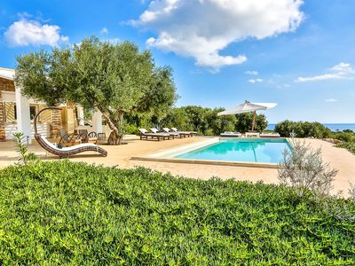 Photo for Pajare Francesi | 8 sleeps, 4 bedrooms, 4 bathrooms with exclusive pool | Salento