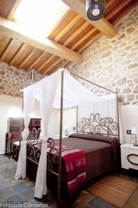 Photo for Charming rural apartment in a medieval village, Trevejo in Sierra de Gata