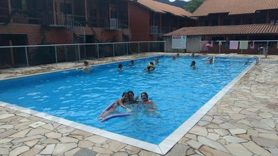Photo for Ubatuba Maranduba beach with pool