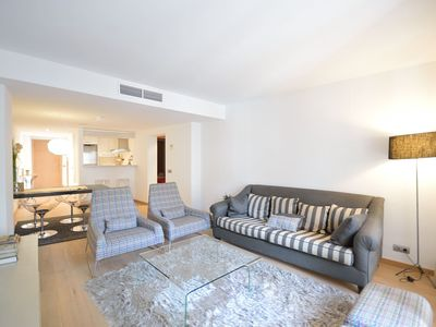 Photo for Modern Apartment in Pollensa Old Town