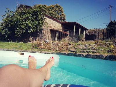 Photo for To Porteliña 15 minutes from the outdoor hot springs of Rivadavia