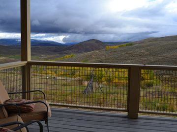 Peakview Cabins, Granby, CO, USA