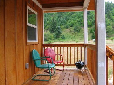 Photo for Romantic Farm/Bicycling Cabin