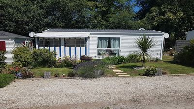 Photo for Mobile home 4 / 6pers GUERANDE