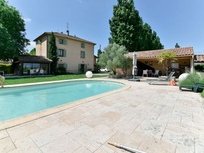 Photo for Vacation home La Bastide des Peupliers (GIX100) in Génissieux - 10 persons, 4 bedrooms