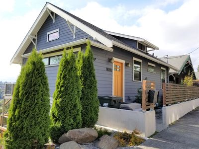 Photo for Queen Anne Single Family House with Amazing Views