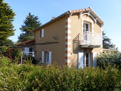 Photo for in Préfailles, Gîte 4 people 100m from the beach and the coastal path
