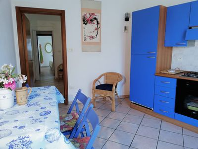 Photo for HOLIDAY APARTMENT WITH SEAVIEW, AIR CONDITIONING AND BEACHES NEARBY