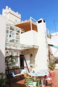 Photo for Cadiz: BEAUTIFUL AND SUNNY ROOF TERRACE IN THE HEART OF CADIZ