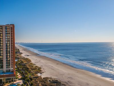 Photo for OCEANFRONT, Contemporary, Mid-Level Condo Accepting Rentals Now!