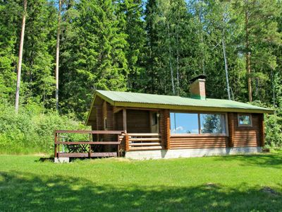 Photo for Vacation home Honka II (FIJ013) in Leppävirta - 6 persons, 2 bedrooms