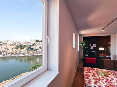 Photo for Porto: Apartment with the best view over the city of Porto and the Douro river