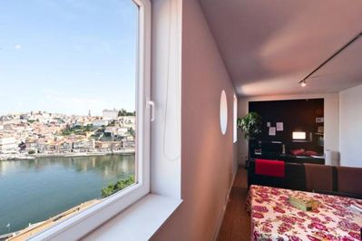 Dining room - with the best view for the city of Porto and Douro river