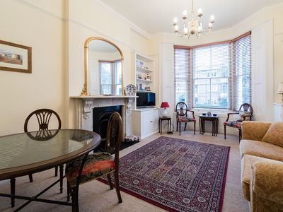 Photo for 1 bedroom apartment located 5 minutes from the tube station (Veeve)