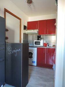 Photo for Studio sleeps 3 on the Cap d'Agde