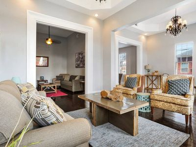 Photo for Bright and Comfortable NOLA Home | near Frenchmen