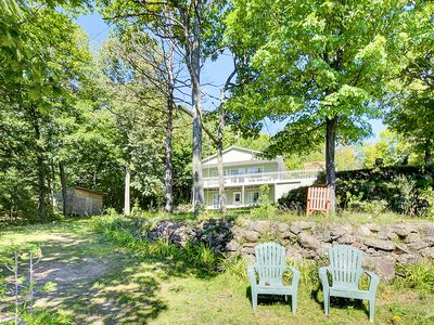 Photo for Walden Cottage - Small Private Beach - sleeps 8!