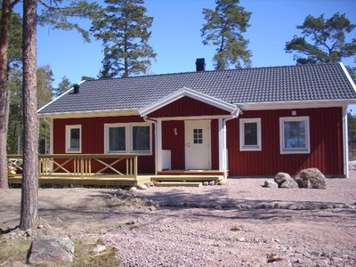 Photo for 3BR Villa Vacation Rental in Oknö, Smaland