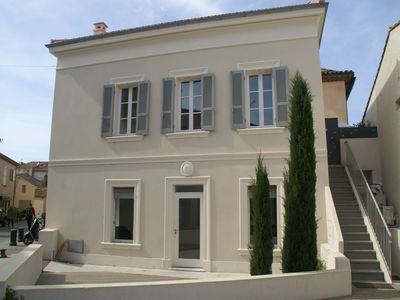 Photo for Impressive town house with 2 parking lots in the heart of Saint-Tropez!