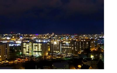 Photo for Penthouse for up to 7 guests - Amazing view of the city