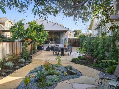 Photo for Quiet, Well-Lit 1Br/1Ba Duplex Unit with Large Private Garden