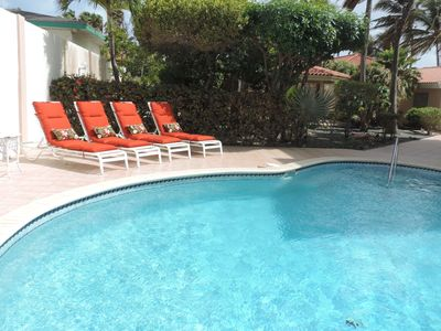 Relax By Our Beautiful Private Pool