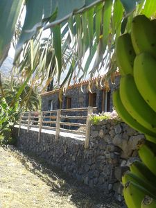 Photo for Valle Gran Rey typical renovated farmhouse in quiet and sunny location, WLan