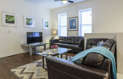 Photo for Upscale and Modern Five Bed Three Bath Downtown Chicago Getaway
