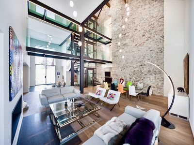 Photo for 6BD Famous Luxury Design Awarded Villa