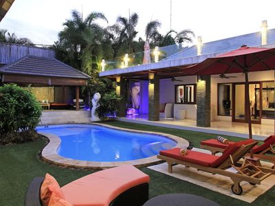 Photo for Cantik, 5 BR Seminyak