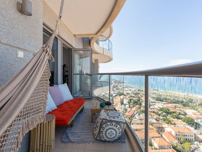 Photo for 5 STAR APT! Amazing Ocean View. The best location. Pool+Gym+Spa Parking