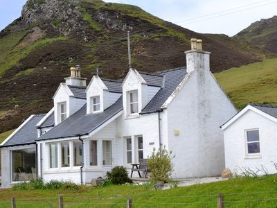 Photo for Luxury pet friendly croft house with stunning views in a peaceful setting