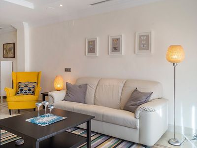 Photo for Apartment in Marbella with Internet, Pool, Air conditioning, Parking (451168)
