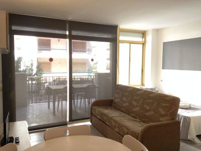 Photo for 1 bedroom apartment with capacity for 3/5 people in the tourist area of Salou